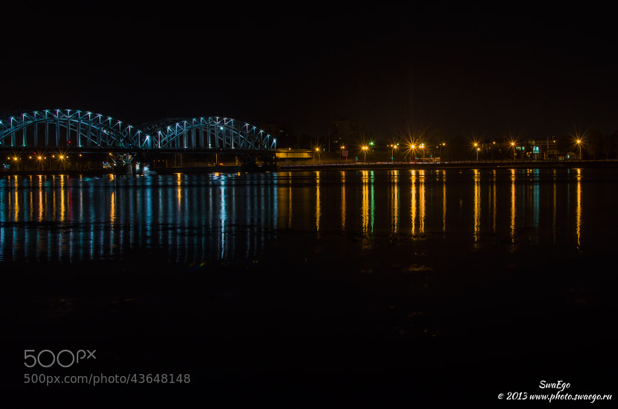 night city by Tolik Maltsev on 500px.com
