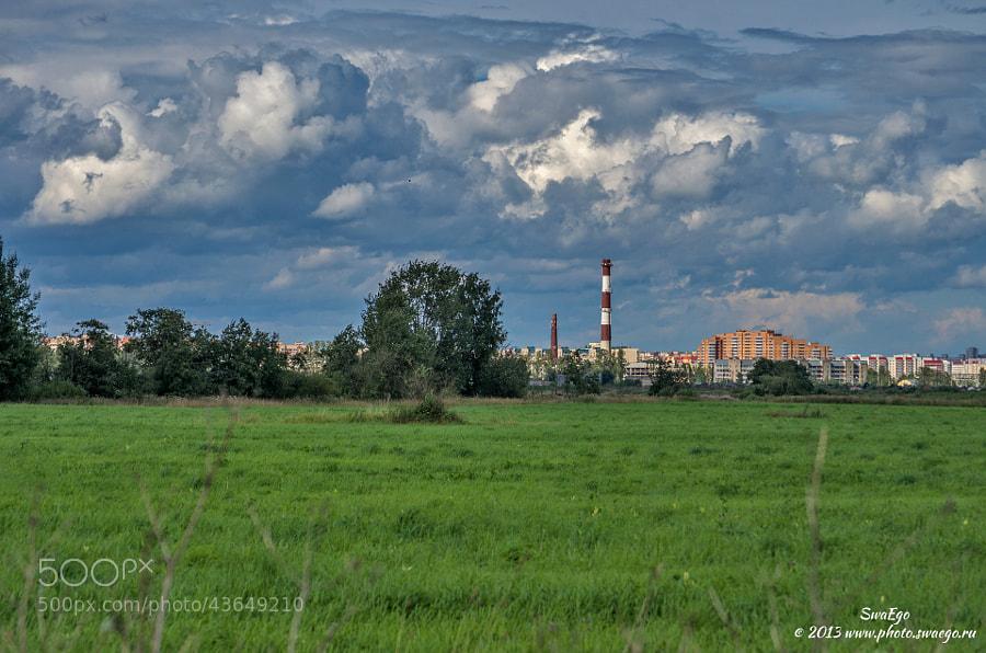urbanization by Tolik Maltsev on 500px.com