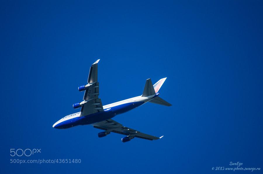Blue by Tolik Maltsev on 500px.com