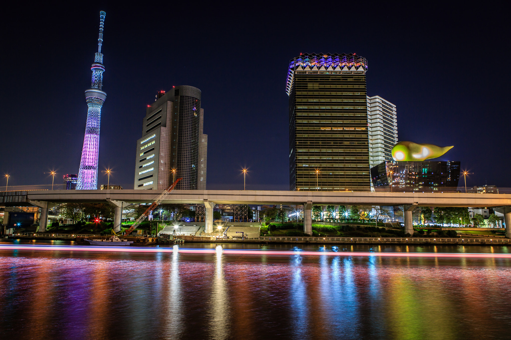 Photograph Tokyo Skytree by Huy Tonthat on 500px