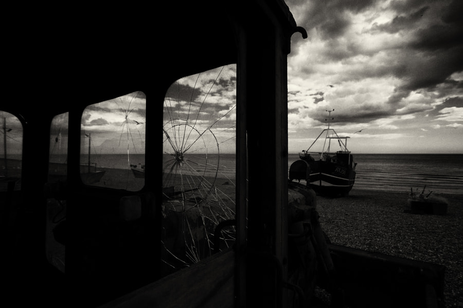 Photograph Hastings Beach by Toby Hawkins on 500px
