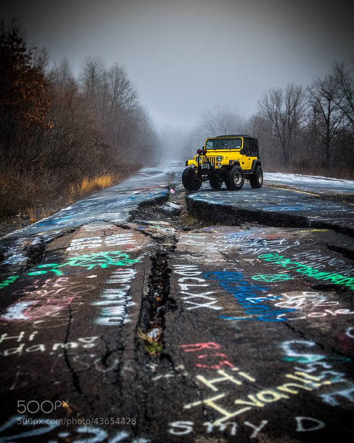 Photograph Centralia by Erik Hirner on 500px