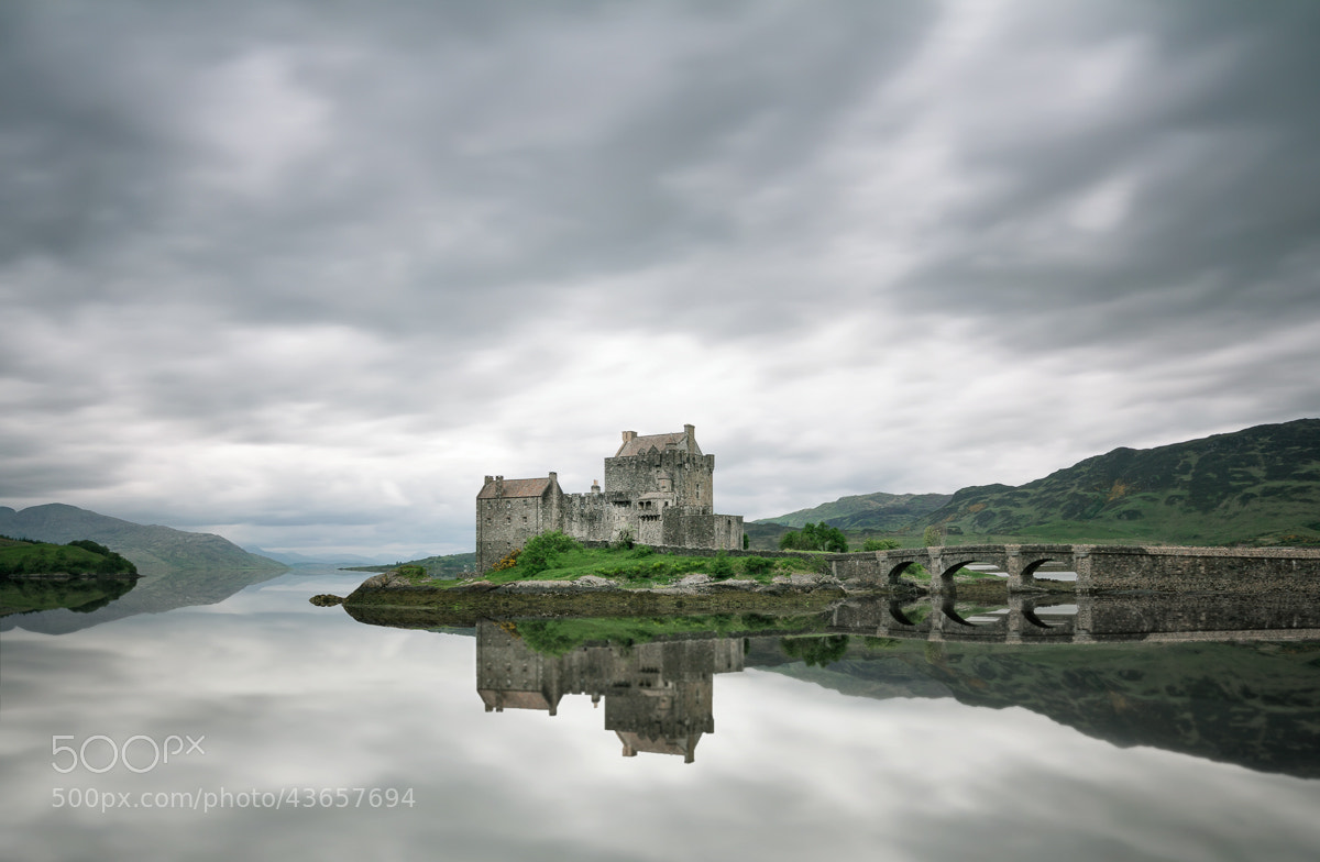 Photograph Eilean Donan Castle by Martin Müller on 500px