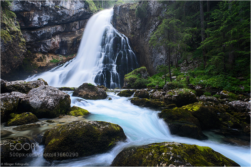 Photograph Cascades by Philip Klinger on 500px