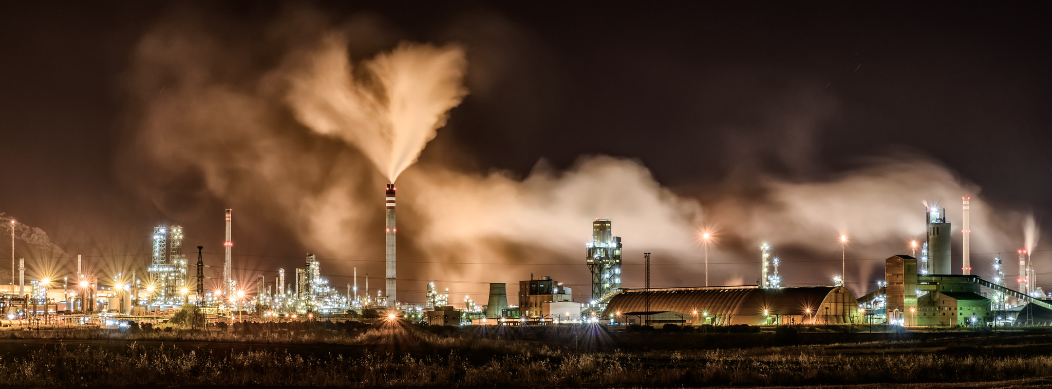 Photograph Puertollano Refinery by Carlos Javier Teruel Galvez on 500px