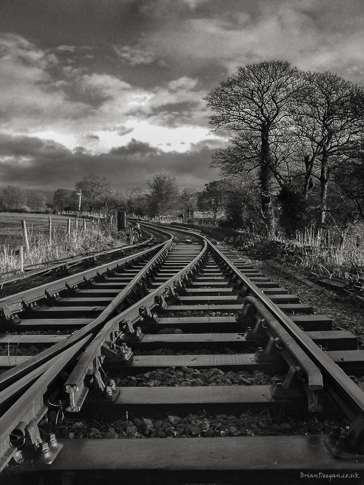 Photograph On The Right Track by Brian Deegan on 500px
