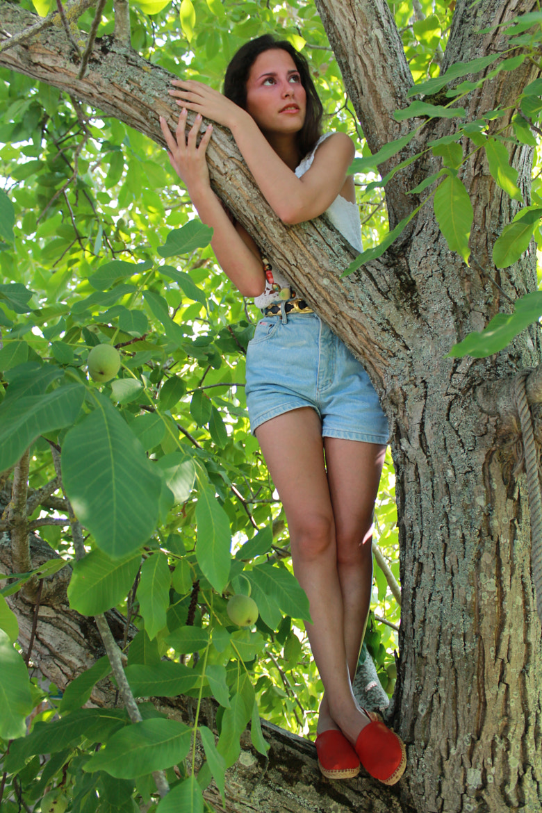 Photograph Climbing Trees by Catarina André on 500px