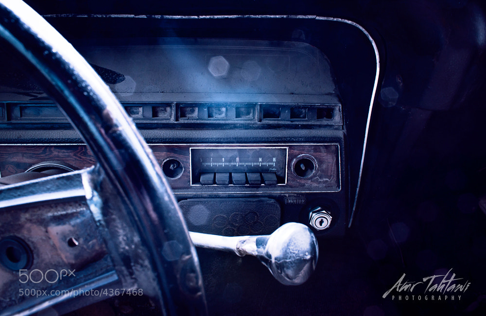Photograph Radio Is On by Amr Tahtawi on 500px