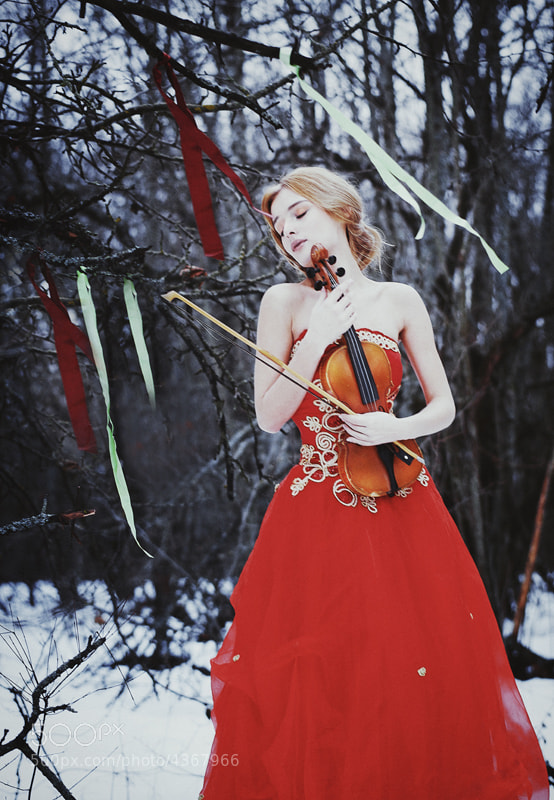 Photograph Music of the soul by Alex Virusyan on 500px