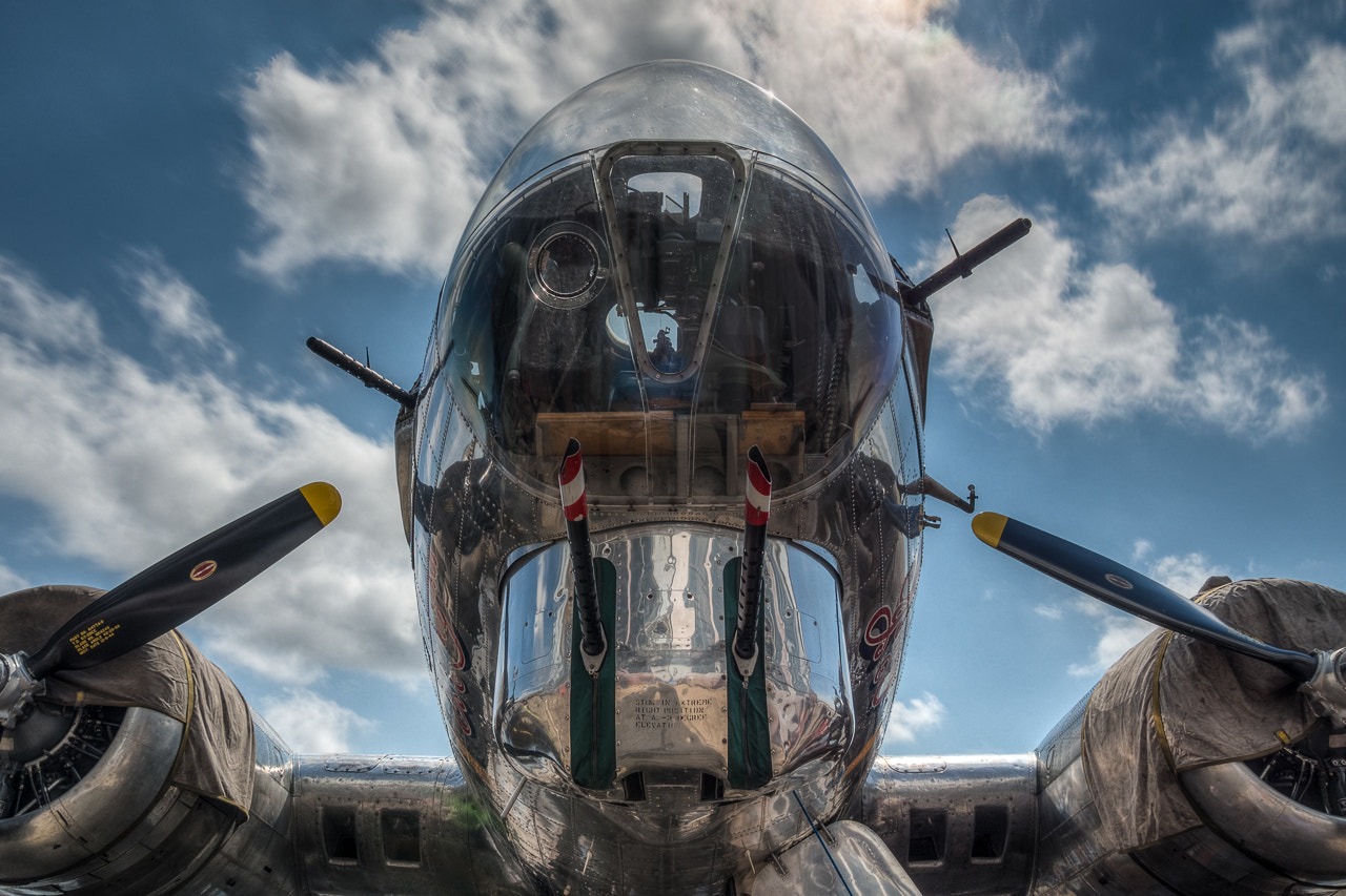 Photograph B17 by Charles Birch on 500px