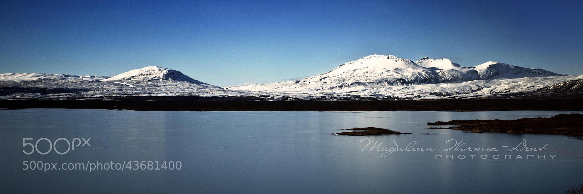 Photograph Thingvellir Panorama by Magdalena Warmuz-Dent on 500px