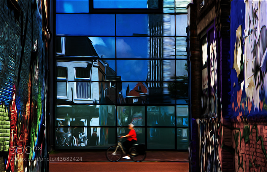 Photograph fiti-bike by Gilbert Claes on 500px