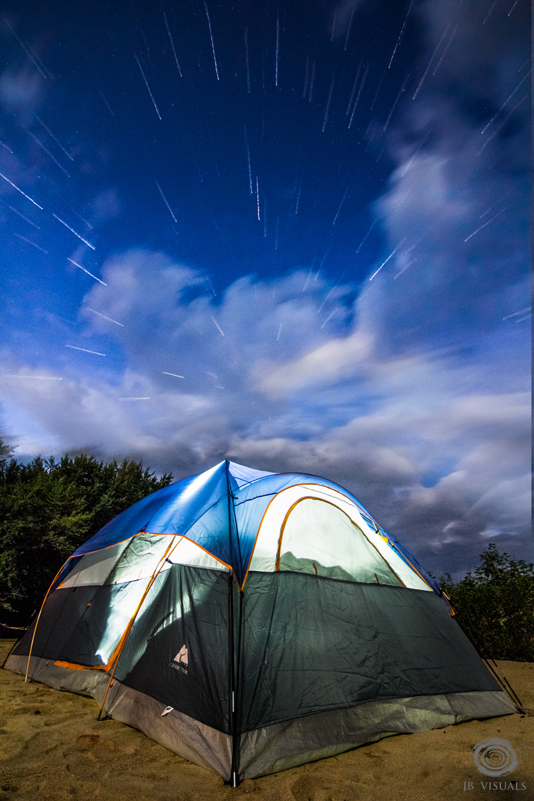 Photograph Camping at Warp Speed by Jared Blash on 500px