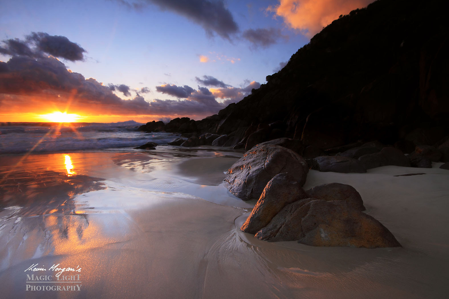 Photograph Zenith Beach Sunrise by Kevin Morgan on 500px