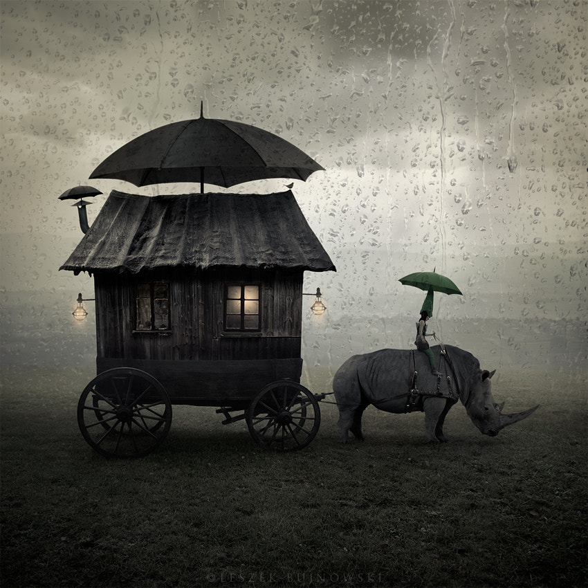Photograph  Journey by Leszek Bujnowski on 500px
