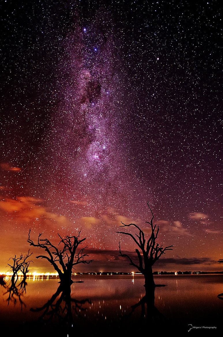 Photograph Milkyway by Migara Photography on 500px