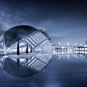 City  of arts and science - Valencia por Antonio Manuel Moreno García (Antoniommg) on 500px.com