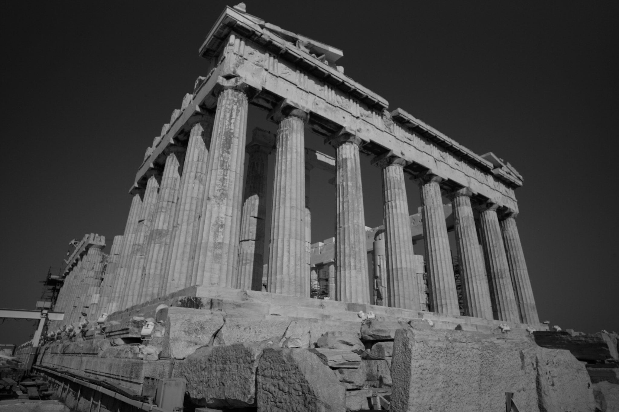 Photograph The Parthenon by JOSSI  on 500px