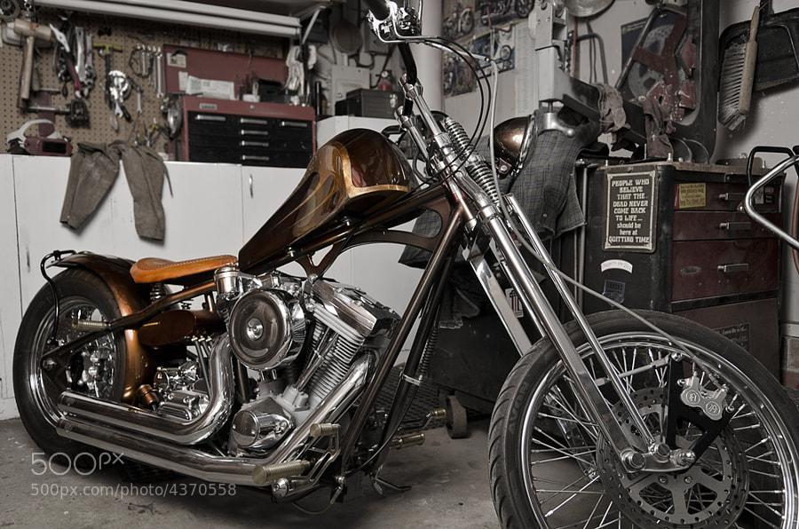 Garage Built by Derek Hotchkin (DerekHotchkin)) on 500px.com
