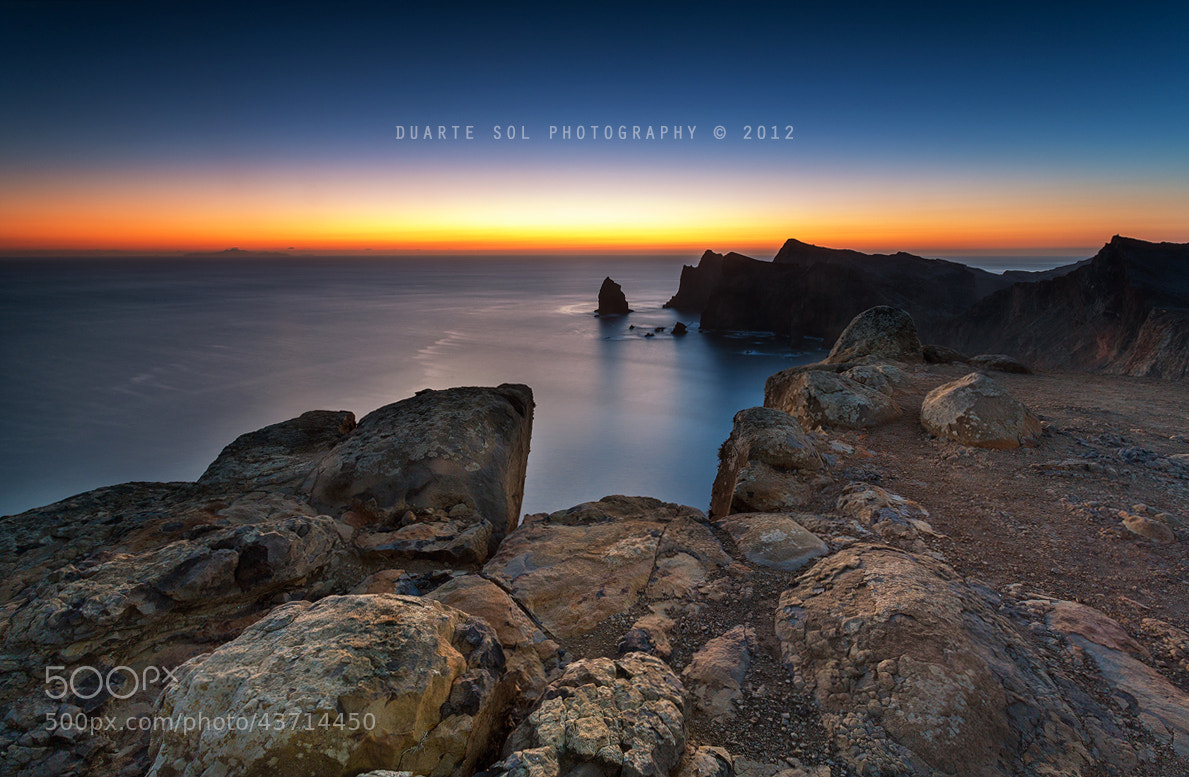 Photograph The Golden Line by Duarte Sol on 500px