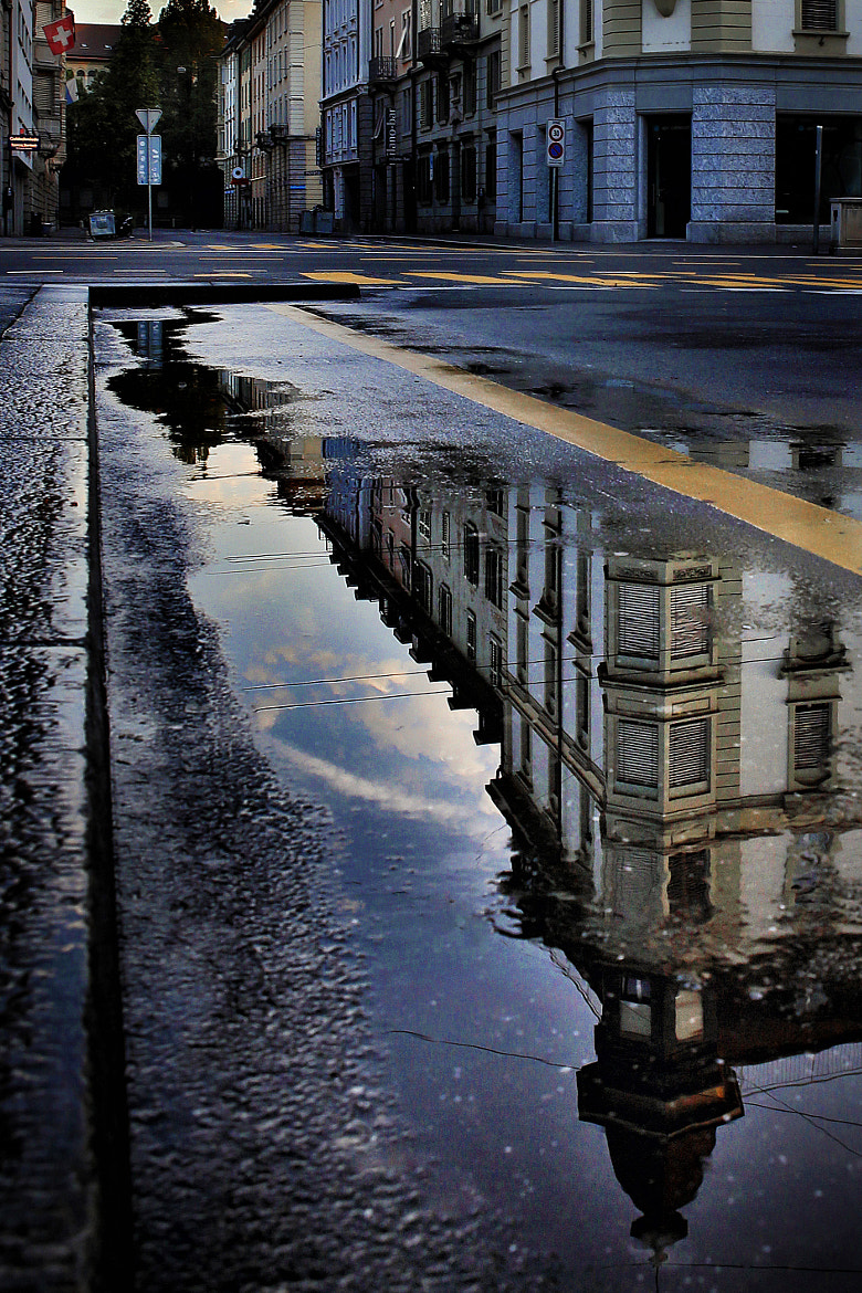 Photograph rainy day by Ivan Lee on 500px