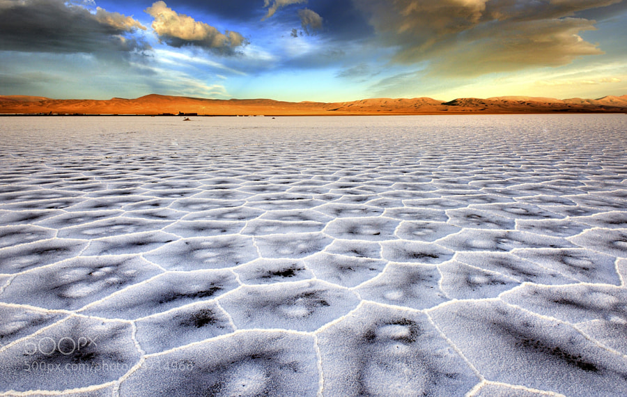 Photograph Salinas Grandes by Franco Cappellari on 500px