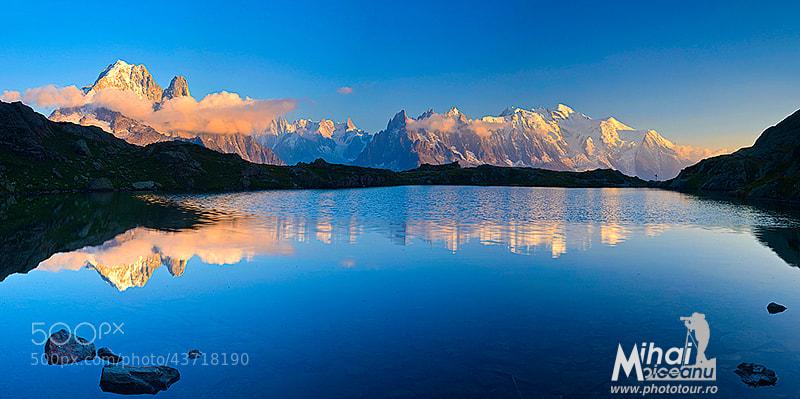 Photograph Lac de Chesserys by Mihai Moiceanu on 500px