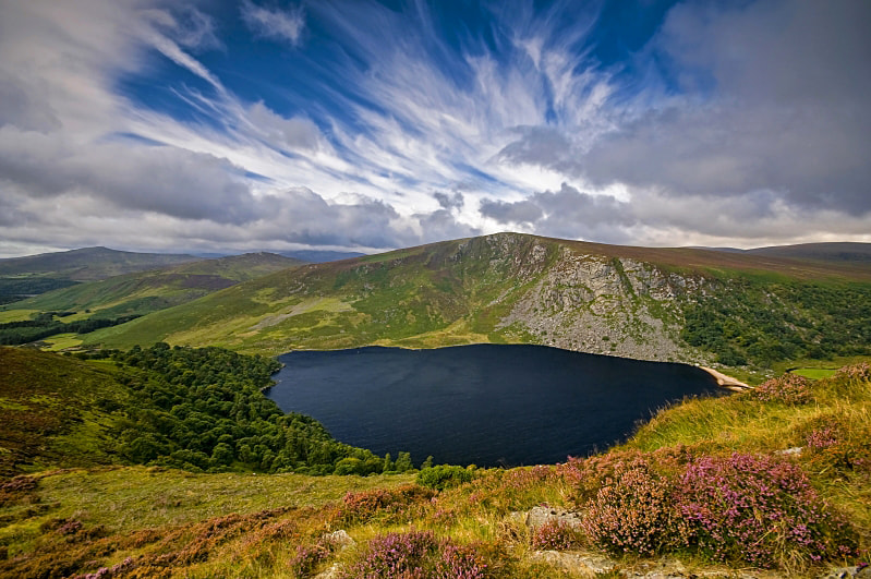 Photograph Wicklow Mountains by Darek Gruszka on 500px