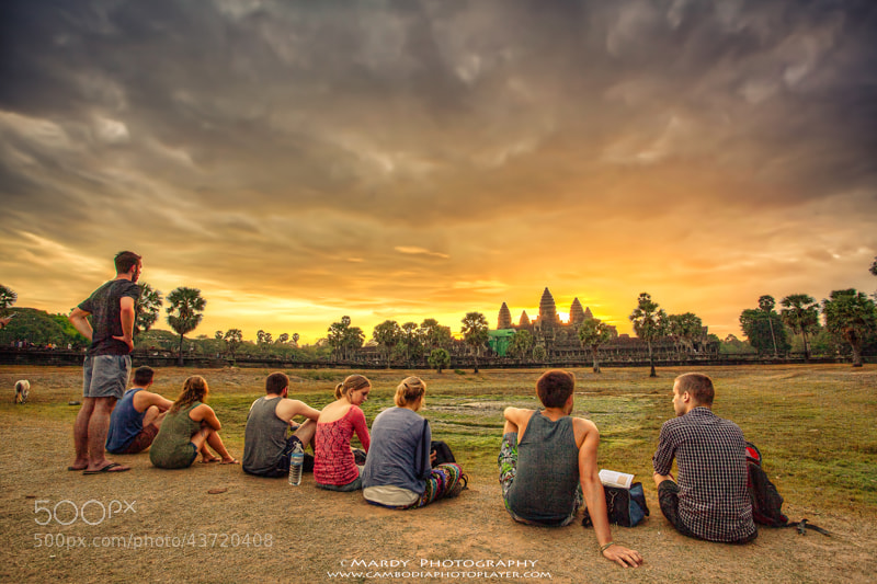 Photograph Waiting for sunrise! by Mardy Suong Photography on 500px