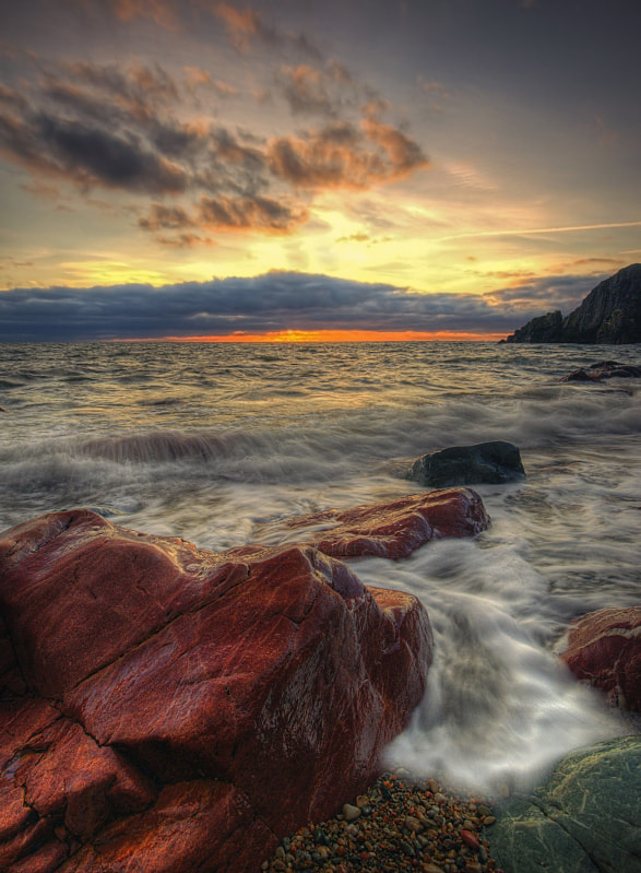 Photograph Red Rock. by Darek Gruszka on 500px