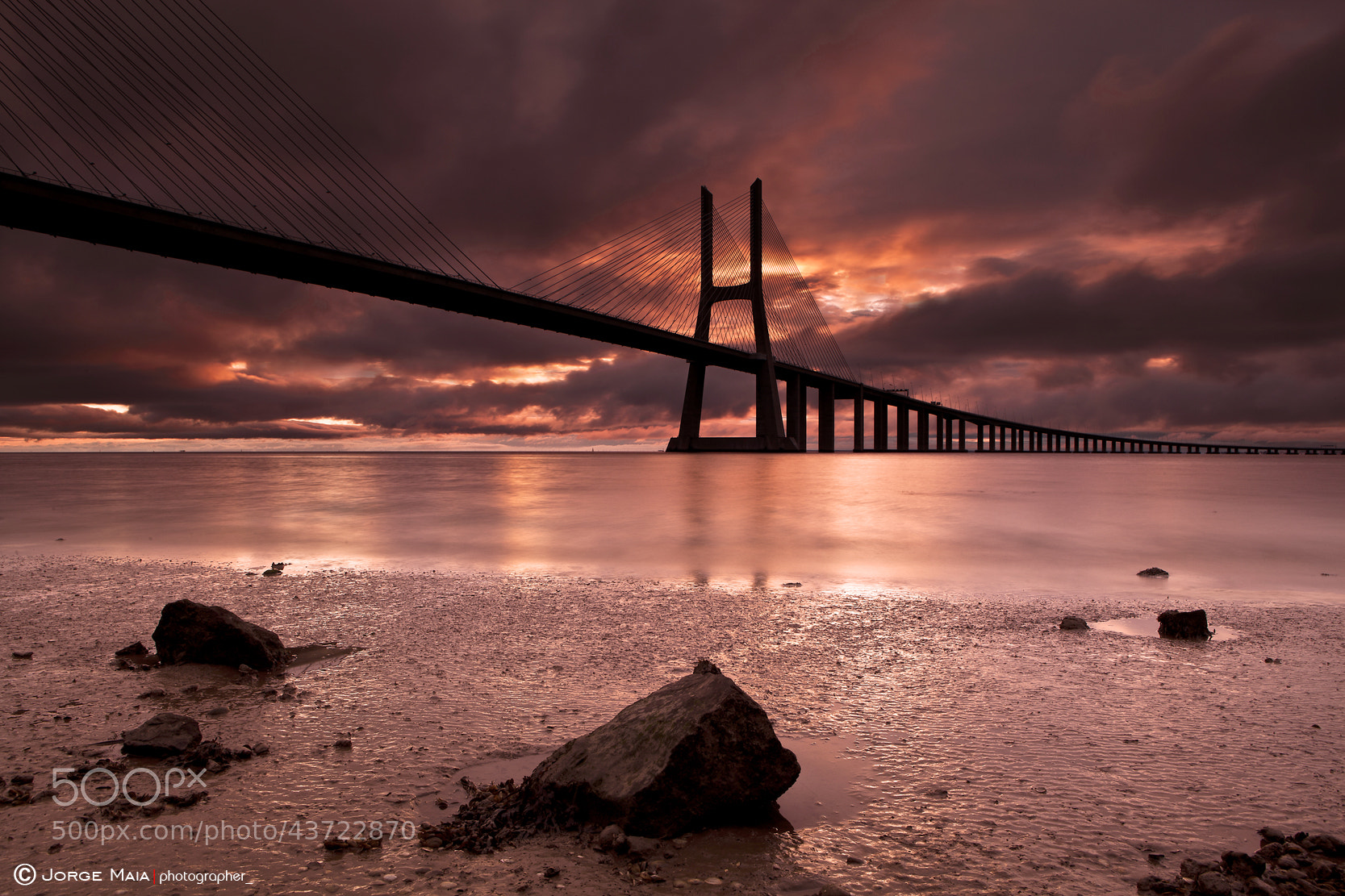 Photograph Sunrise Simphony by Jorge Maia on 500px