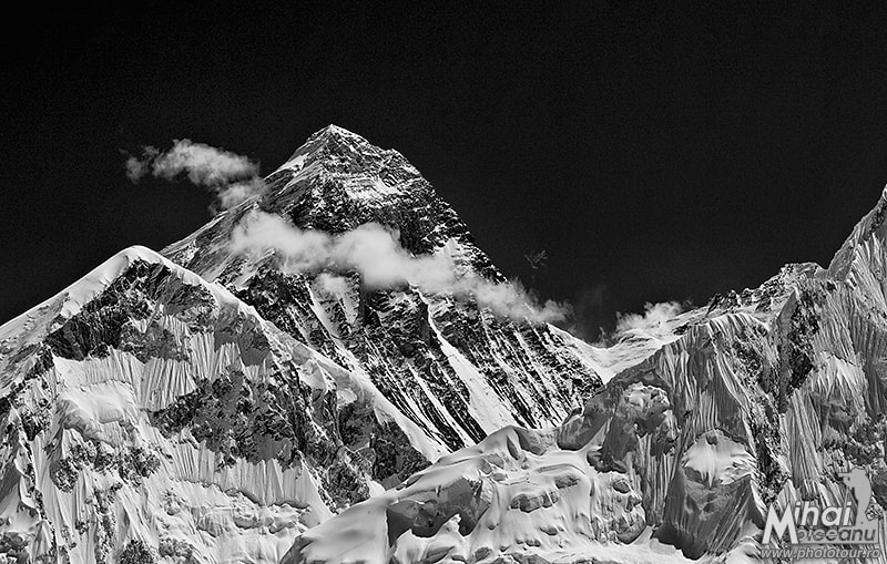 Photograph Mount Everest by Mihai Moiceanu on 500px