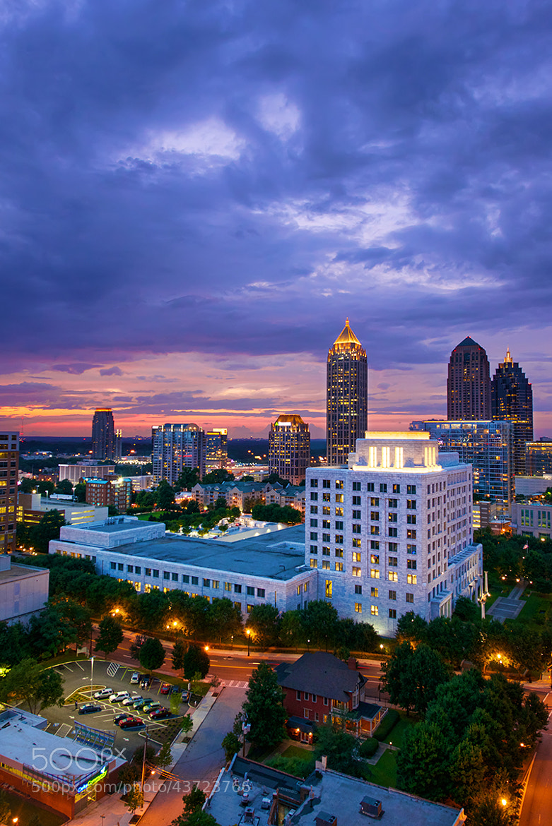 Photograph Midtown Atlanta by David Kosmos Smith on 500px