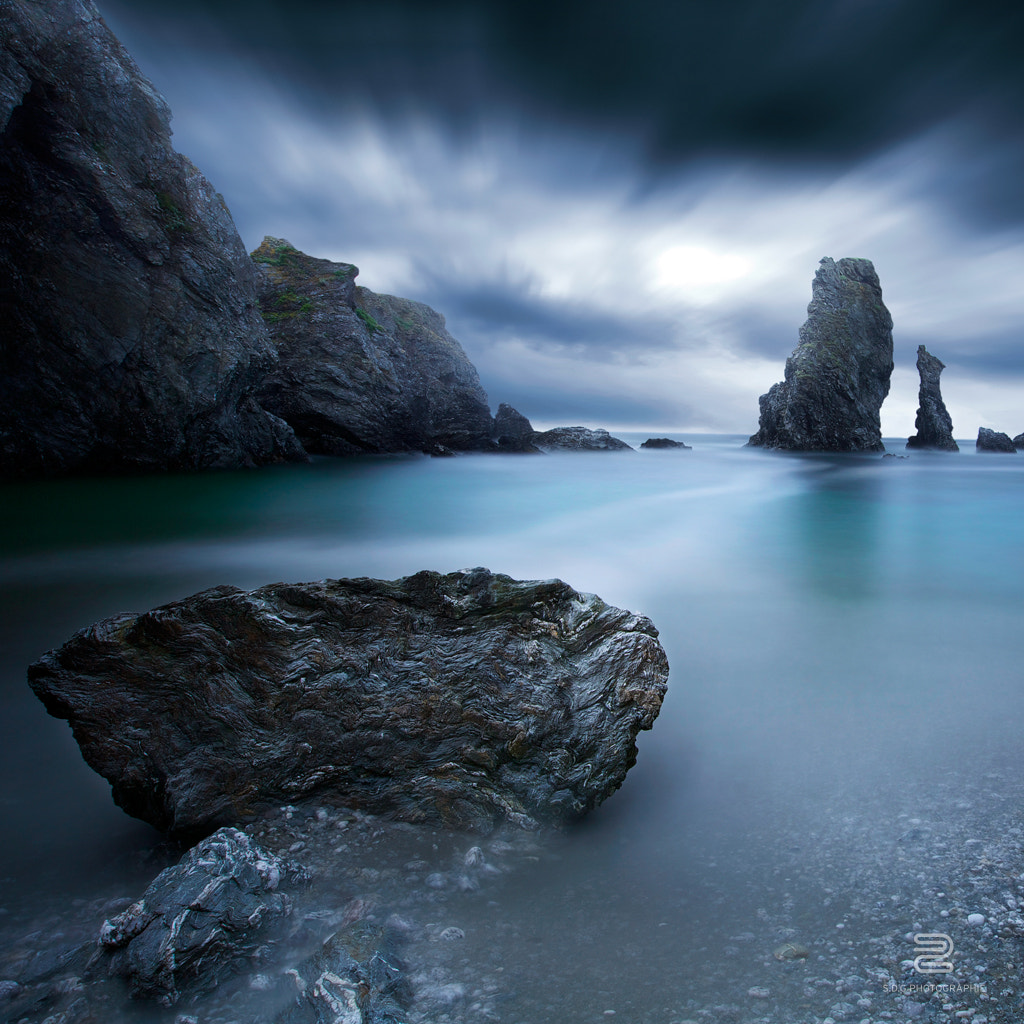 Photograph Turquoise III by Sébastien DEL GROSSO on 500px