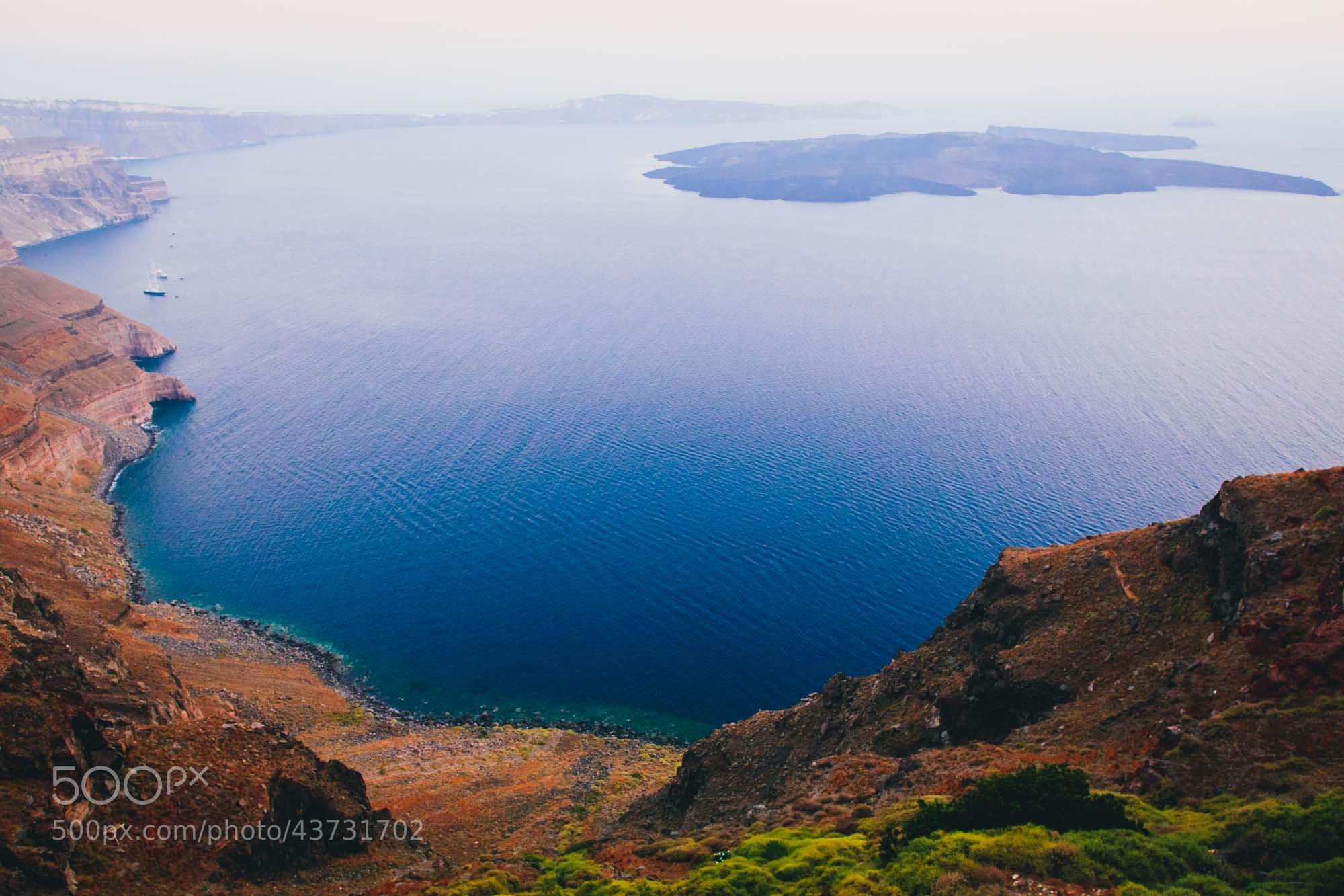 Photograph Santorini by Brian Furbush on 500px
