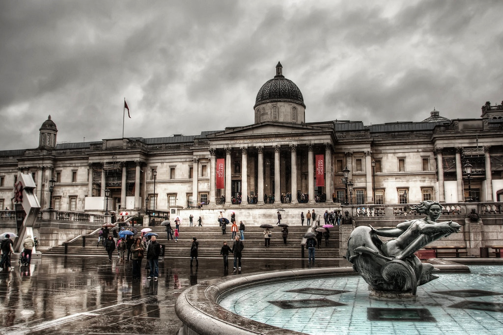 Photograph Trafalgar Square by Isidoro M on 500px