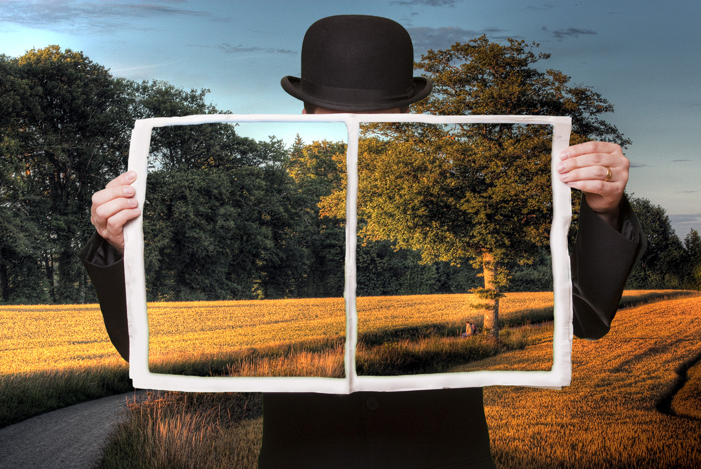 Photograph Magritte by Phil © on 500px