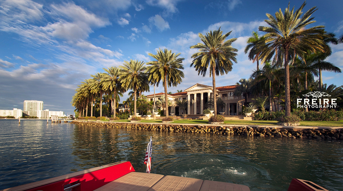 Photograph Fisher Island by Jan Freire on 500px
