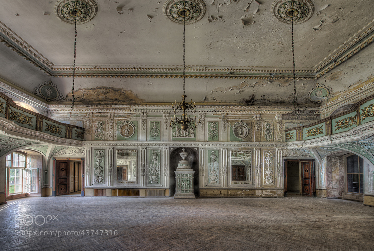 Photograph The Grand Hall by Niki Feijen on 500px