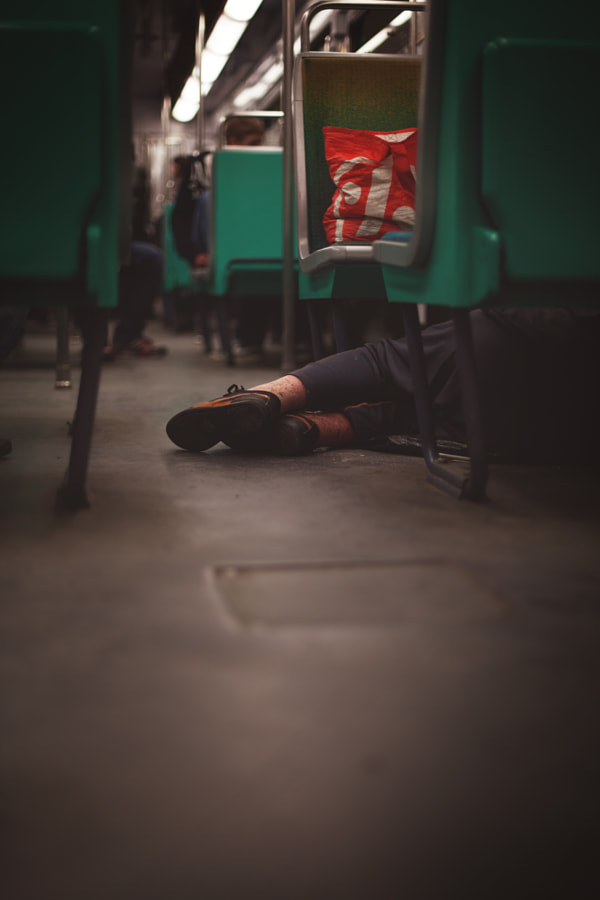Photograph sad reality by Francois Fortin on 500px