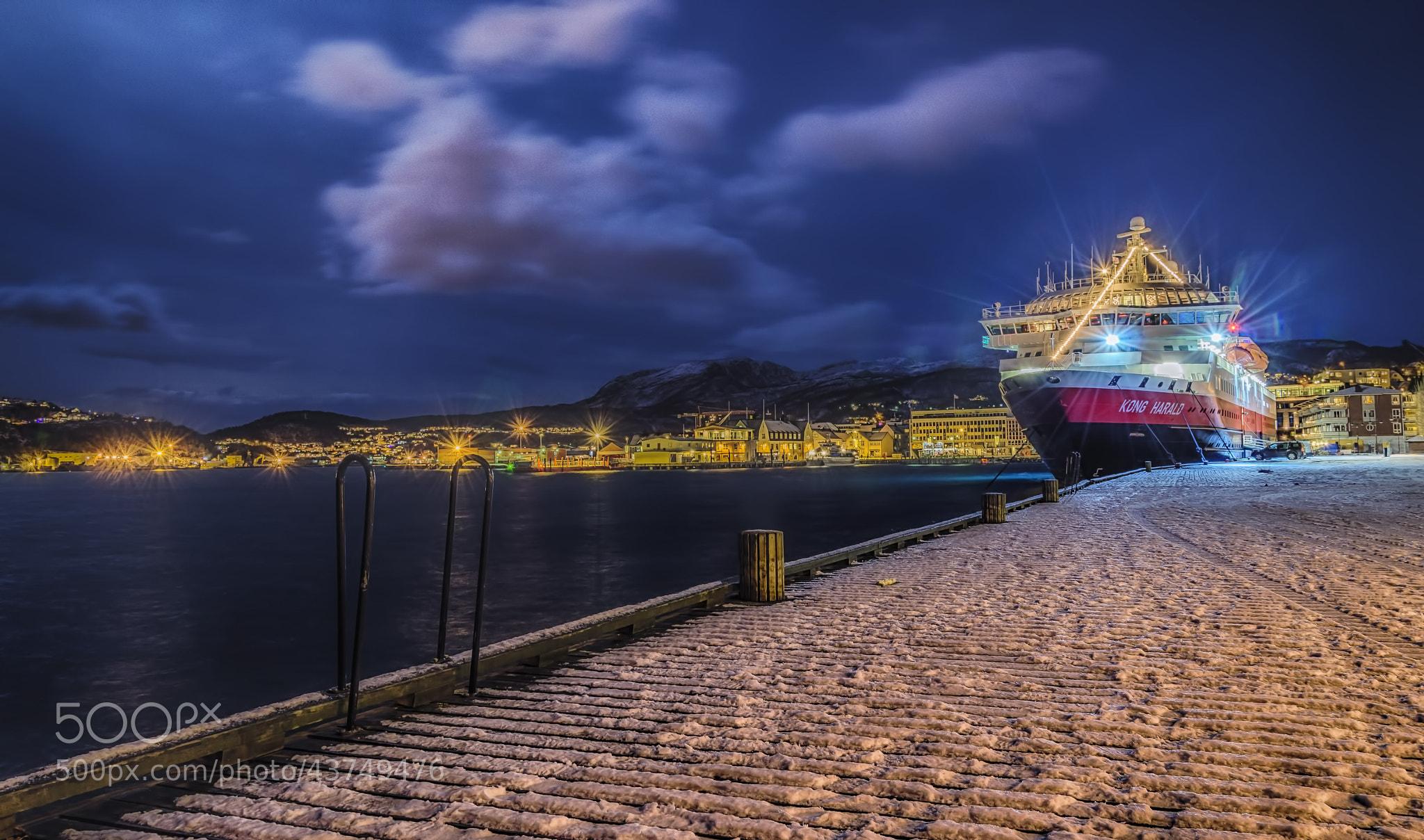 Photograph The Coastal Express by Espen Hanssen on 500px