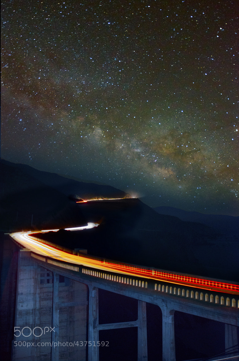 Photograph Highway to Heaven by Dustin Penman on 500px