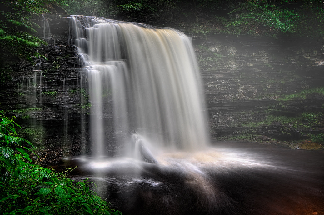 Photograph Mythical Waterfalls by John Maslowski on 500px