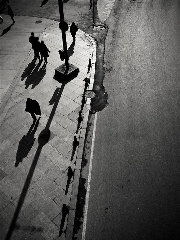 We are all shadows