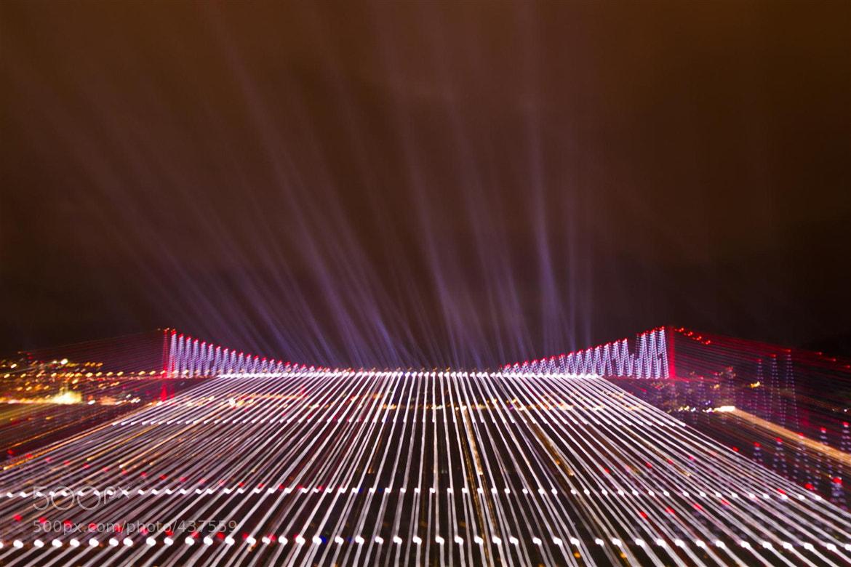 Photograph Bosphorus Bridge by Masis Usenmez on 500px