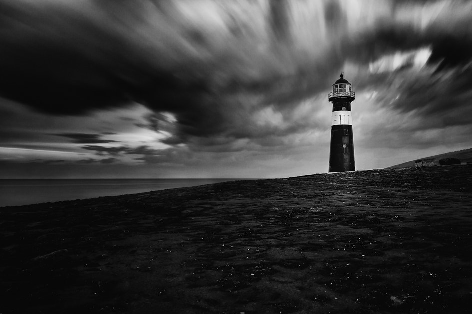 Photograph Dark Lighthouse by M. Lappe on 500px