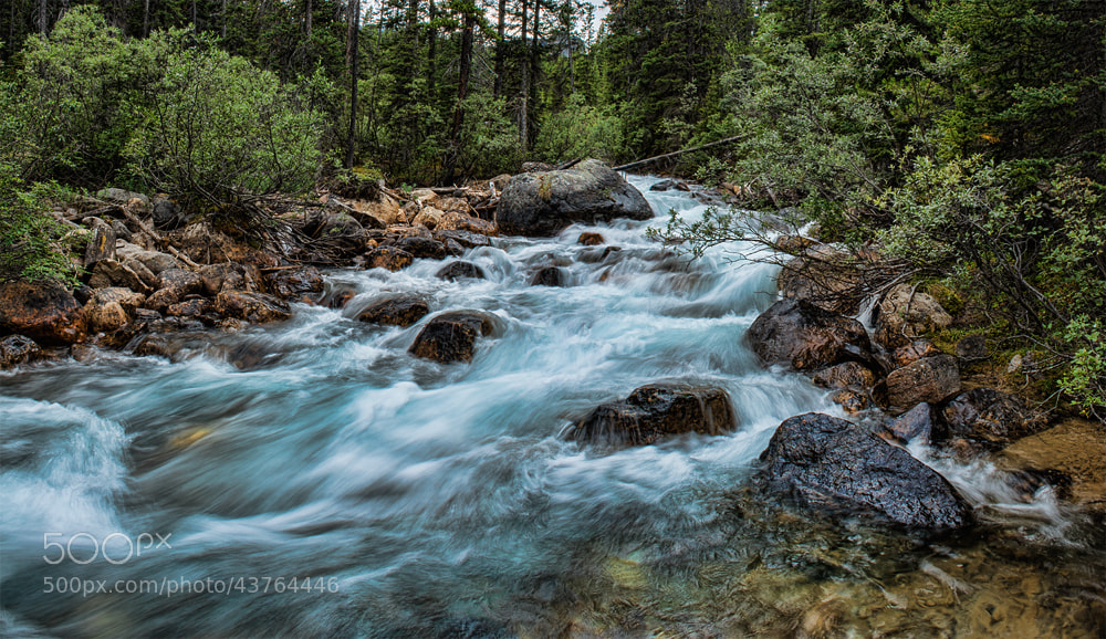 Photograph Mountain Creek by Alex Gubski on 500px
