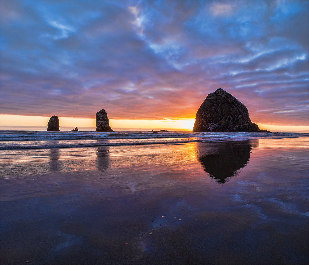 Photograph Oregon Sunset by Alex Gubski on 500px