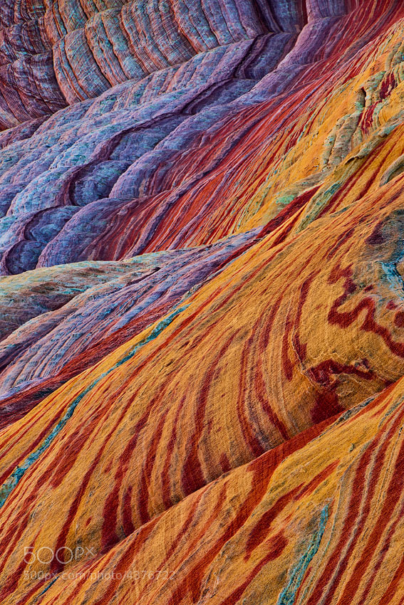 Photograph Sandstone Polychrome by Tony Kuyper on 500px
