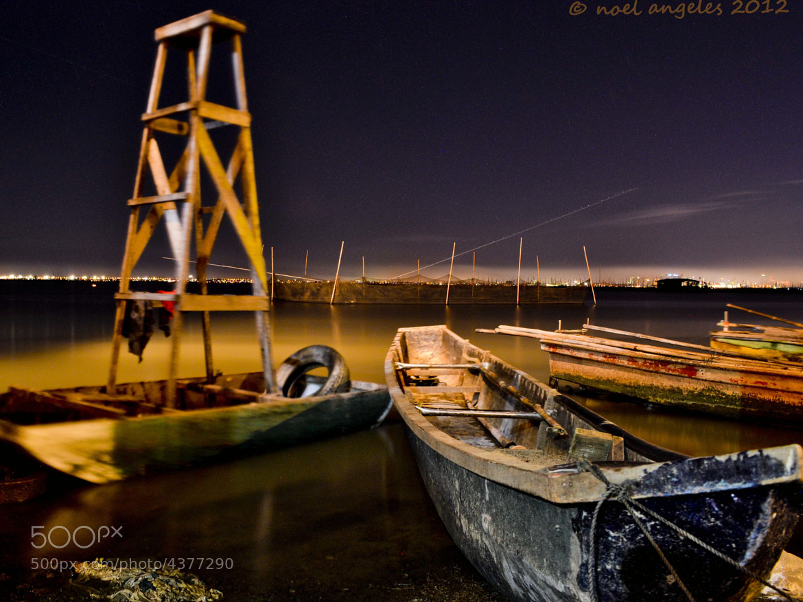 Photograph The Boats of Angono by Noel Angeles on 500px